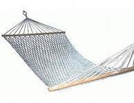 Гамак з сітки 200х120 до 150кг; плетений гамак; гамак мотузковий