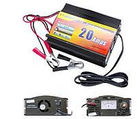 Зарядний пристрій для автомобільних акумуляторів UKC Battery Charger 12V-20A MA-1220A, фото 1