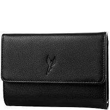 Кошелек женский кожаный VITO TORELLI VT-40172-black, фото 2