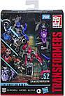 Трансформер Три Мотоцикла Арси Хромия Элита-1 Transformers Studio Series 52  Arcee Chromia Elita-1, фото 2