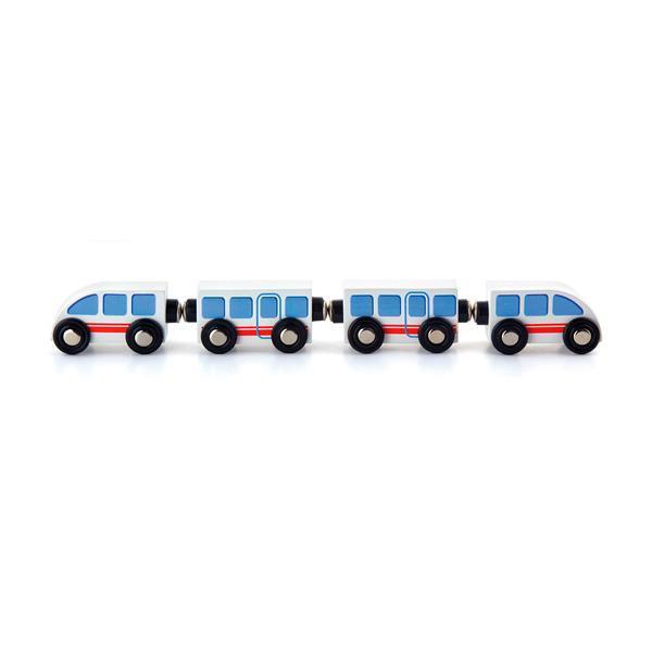 Набор для железной дороги Viga Toys Экспресс-поезд (50818)