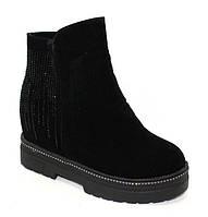 Модные зимние ботинки, фото 1