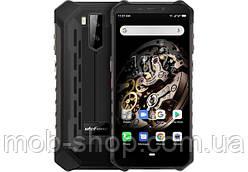 Защищенный смартфон UleFone Armor X5 black + стартовый пакет Sweet TV в подарок