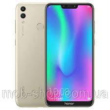Смартфон Huawei Honor 8C 4/32Gb gold
