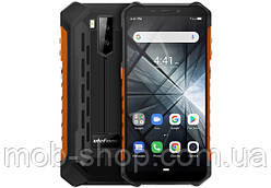 Смартфон UleFone Armor X3 orange IP69K батарея 5000 mAh + стартовий пакет Sweet TV у подарунок