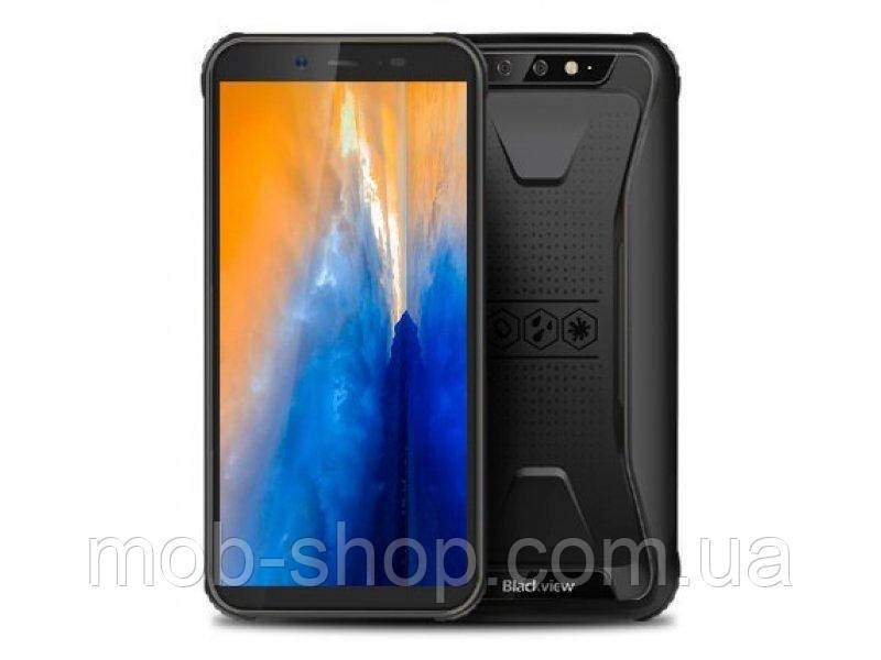 Смартфон Blackview BV5500 Pro black