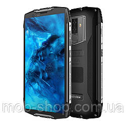 Защищенный смартфон Blackview BV6800 Pro black 4/64 Гб + стартовый пакет Sweet TV в подарок