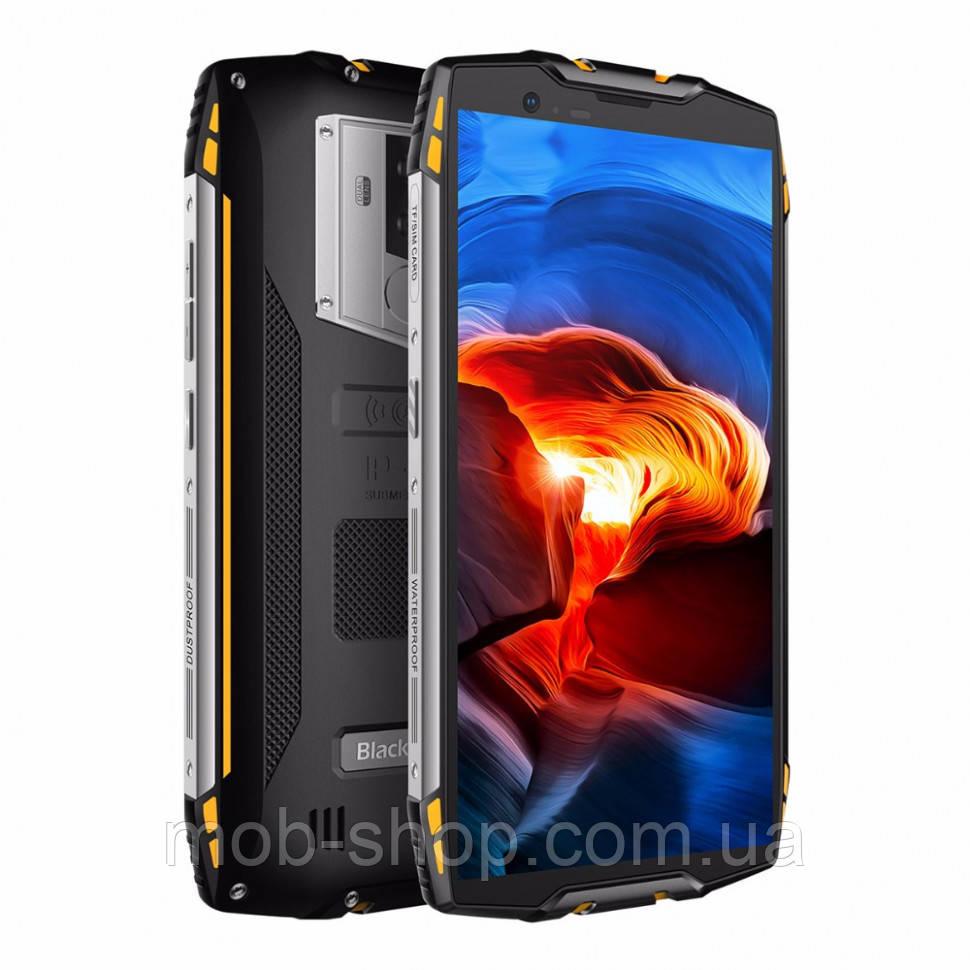Защищенный смартфон Blackview BV6800 Pro yellow