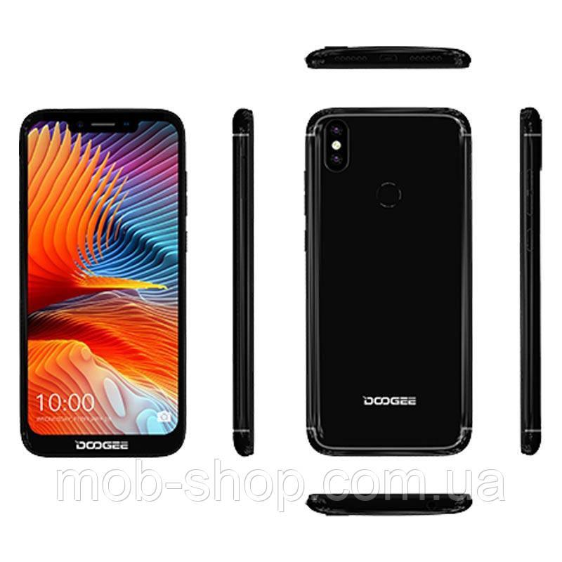 Смартфон Doogee BL5500 Lite black