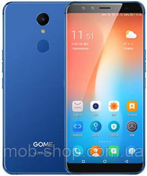 Смартфон GOME U7 blue
