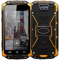 Защищенный смартфон Land Rover Discovery (Guophone) V9 yellow 2/16Gb