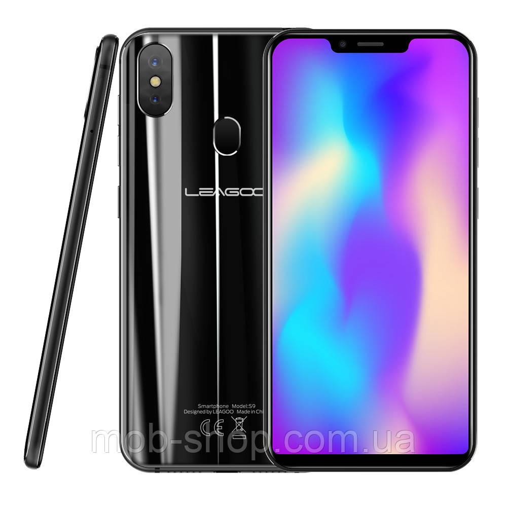 Смартфон Leagoo S9 black