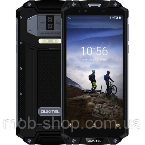 Защищенный смартфон OUKITEL WP2 black