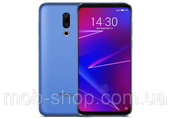Смартфон Meizu 16 M872H 6/128Gb blue Global Version