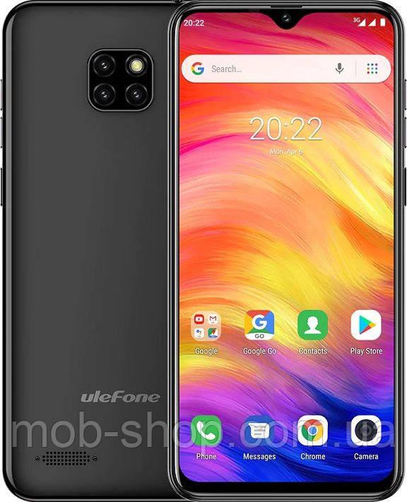 Смартфон Ulefone Note 7 black