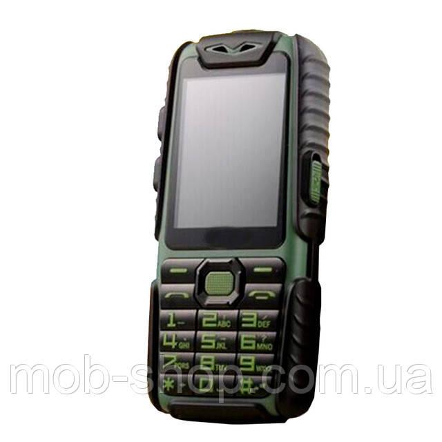 Мобильный телефон Land Rover A6 (Guophone A6) green