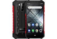 Смартфон UleFone Armor X3 red IP69K батарея 5000 mAh + стартовый пакет Sweet TV в подарок