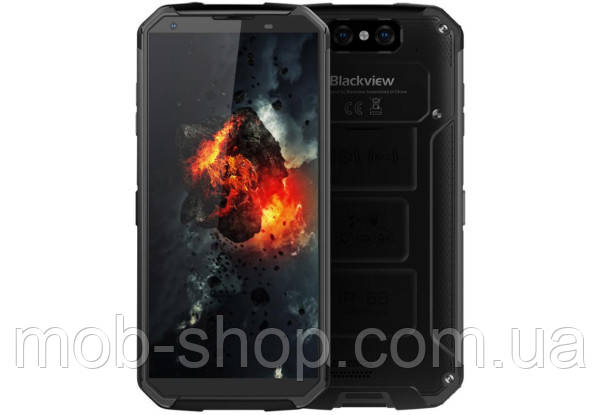Смартфон Blackview BV9500 Plus black