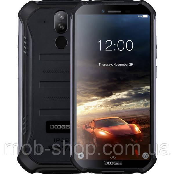 Смартфон Doogee S40 black 3/32 Гб + стартовый пакет Sweet TV в подарок