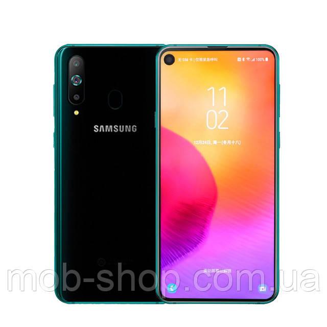 Смартфон SAMSUNG Galaxy A8S black