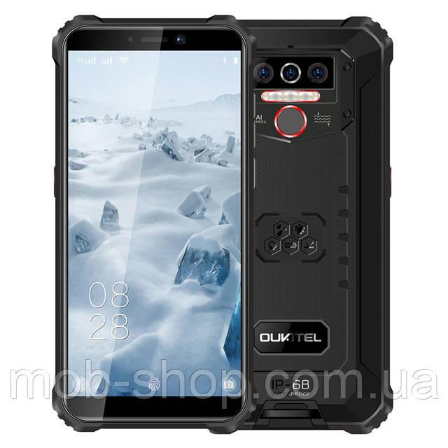 Смартфон OUKITEL WP5 black 4/32 Гб аккумулятор 8000 mAh