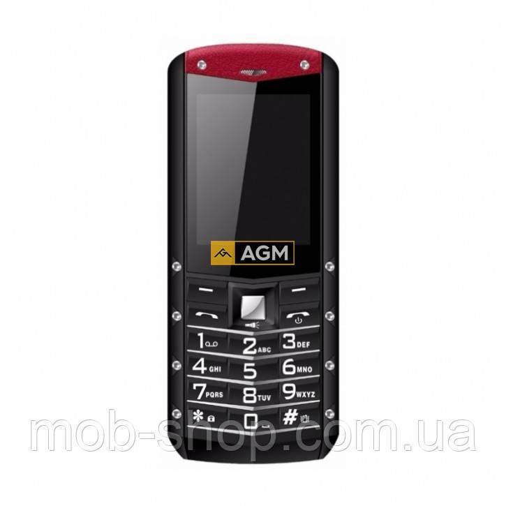 Мобильный телефон AGM M2 silver Russian keyboard