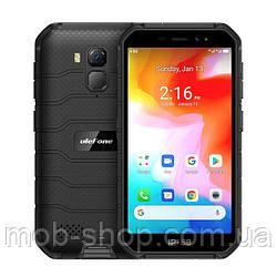 Защищенный смартфон UleFone Armor X7 black + стартовый пакет Sweet TV в подарок