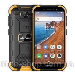 Защищенный смартфон UleFone Armor X6 yellow + стартовый пакет Sweet TV в подарок
