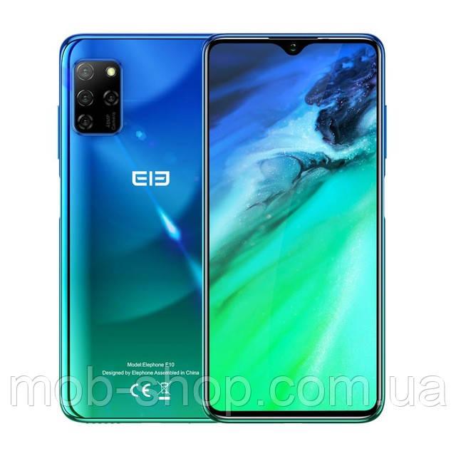 Смартфон Elephone E10 4/64gb green