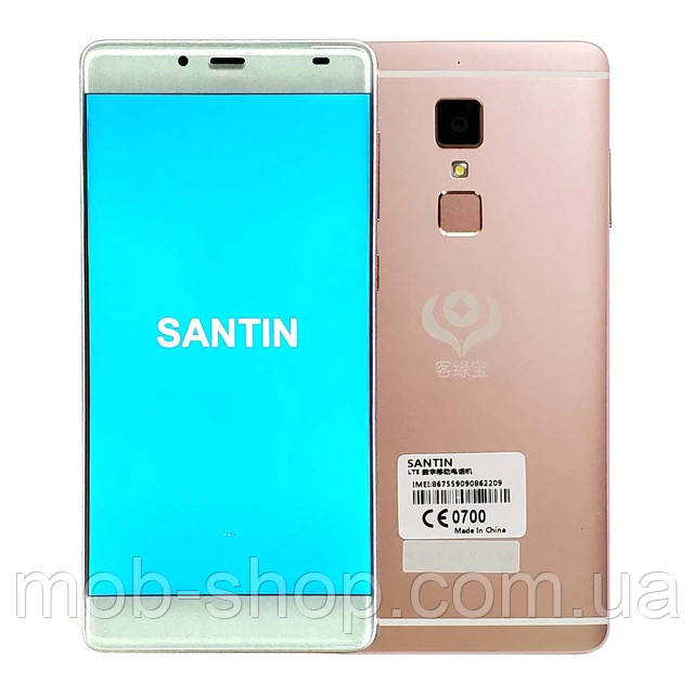 Смартфон Santin KE1 gold