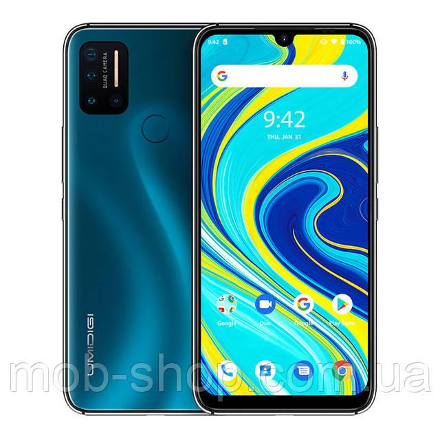 Смартфон Umidigi A7 Pro 4/128Gb blue