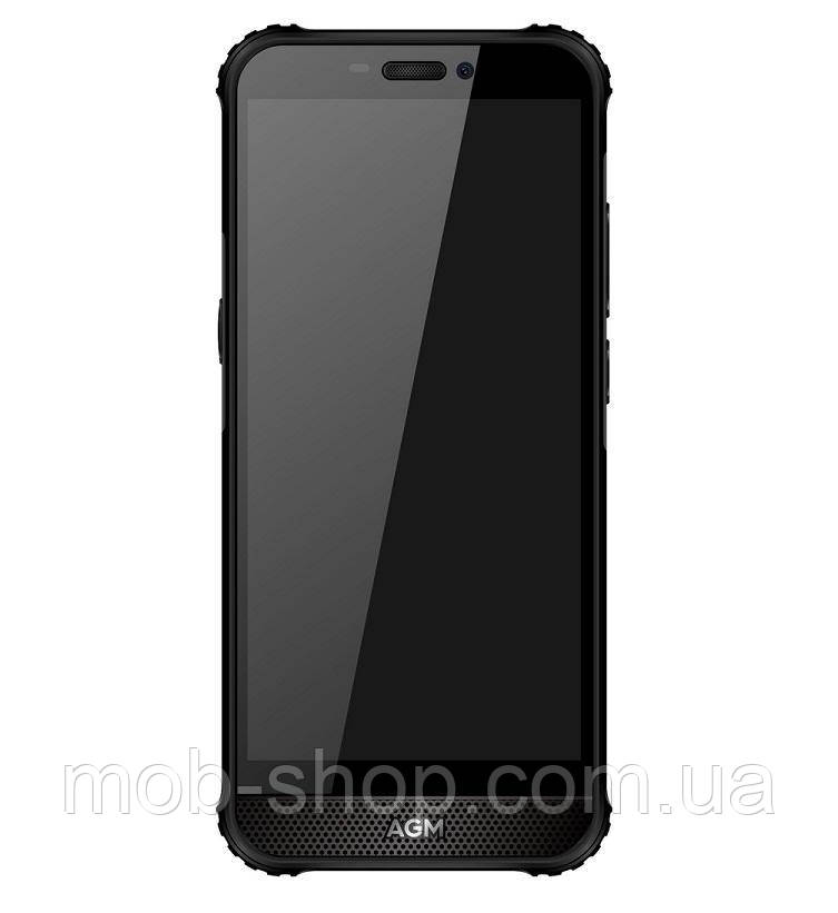 Захищений смартфон AGM A10 4/128Gb black + стартовий пакет Sweet TV у подарунок
