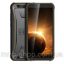 Защищенный смартфон Blackview BV5500 Plus yellow 3/32 Гб + стартовый пакет Sweet TV в подарок