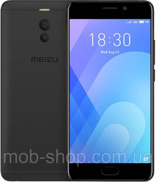 Смартфон Meizu M6 Note M721H 3/16Gb black Global Version