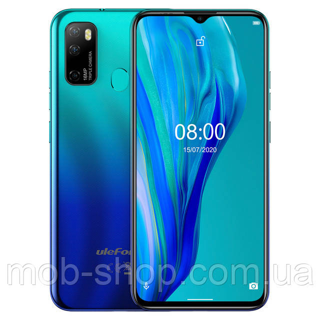 Смартфон Ulefone Note 9P twilight 4/64 Гб экран 6,52""