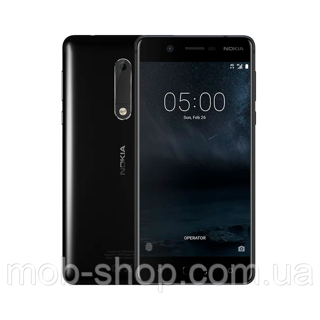 Смартфон Nokia 5 TA-1024 SS 2/16Gb black