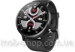 Смарт часы Smart Watch Lemfo LEM X black умные часы для смартфона Android IOS Bluetooth