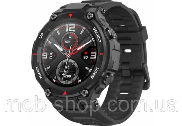 Смарт часы Smart Watch Xiaomi Amazfit T-Rex black