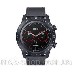 Смарт часы Smart Watch Zeblaze NEO 2 black умные часы для смартфона Android IOS Bluetooth