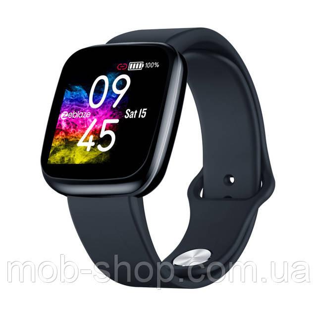 Смарт часы Smart Watch Zeblaze Crystal 3 black