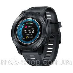 Смарт часы Smart Watch Zeblaze Vibe 5 Pro black умные часы для смартфона Android IOS Bluetooth