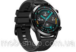 Смарт часы Smart Watch Huawei Watch GT 2 46mm black умные часы для смартфона Android IOS Bluetooth