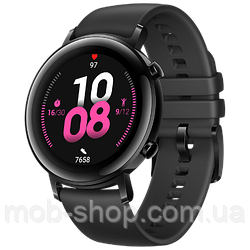 Смарт часы Smart Watch Huawei Watch GT 2 42mm black умные часы для смартфона Android IOS Bluetooth