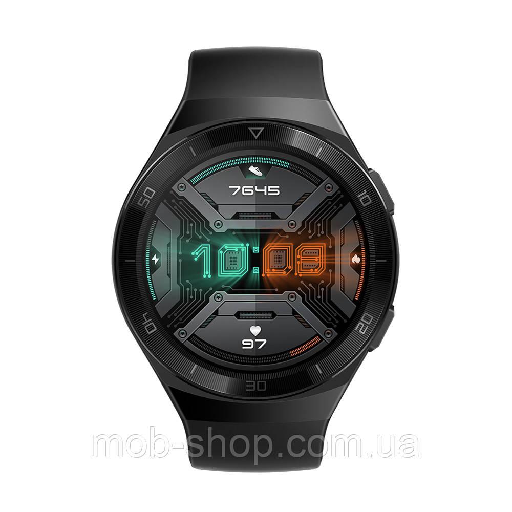 Смарт часы Smart Watch Huawei Watch GT 2E AMOLED black