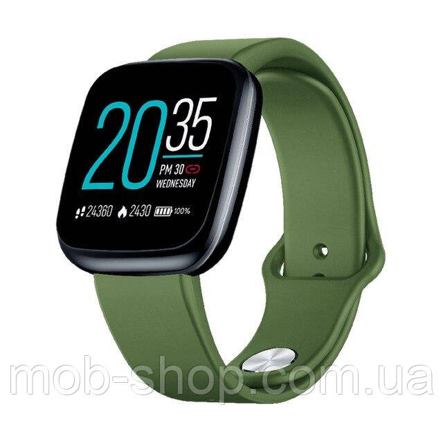 Смарт часы Smart Watch Zeblaze Crystal 3 green