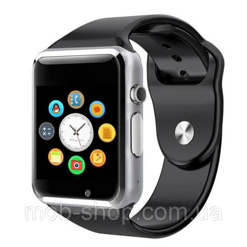Смарт часы Smart Watch NO-BORDERS A1 silver