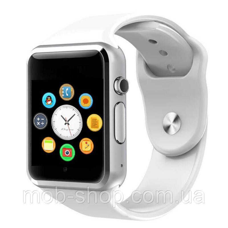 Смарт часы Smart Watch NO-BORDERS A1 white