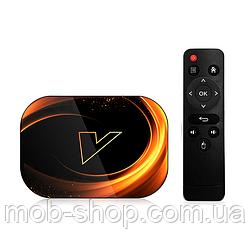 Смарт ТВ приставка VONTAR X3 Smart TV 4/32Gb Смарт ТВ (смарт ТВ приставка на адроиде) + 3 месяца Sweet TV