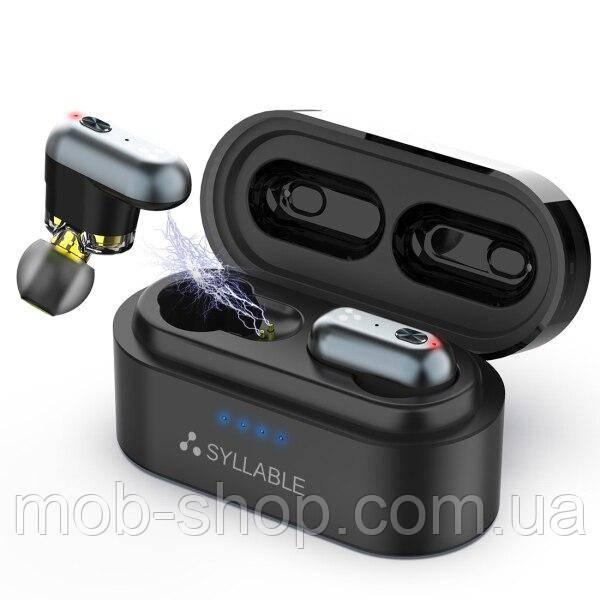 Наушники Bluetooth беспроводные SYLLABLE S101 black