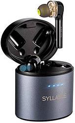 Бездротові навушники SYLLABLE S119 black Bluetooth навушники з блютузом